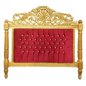 Mobilier baroque royal art palace international - Tete de lit baroque ...